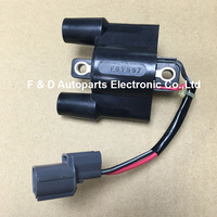 Original Motorcycle Ignition Coil Assy For YAMAHA F150 150 HP 63P823100100 63P 82310 01 00