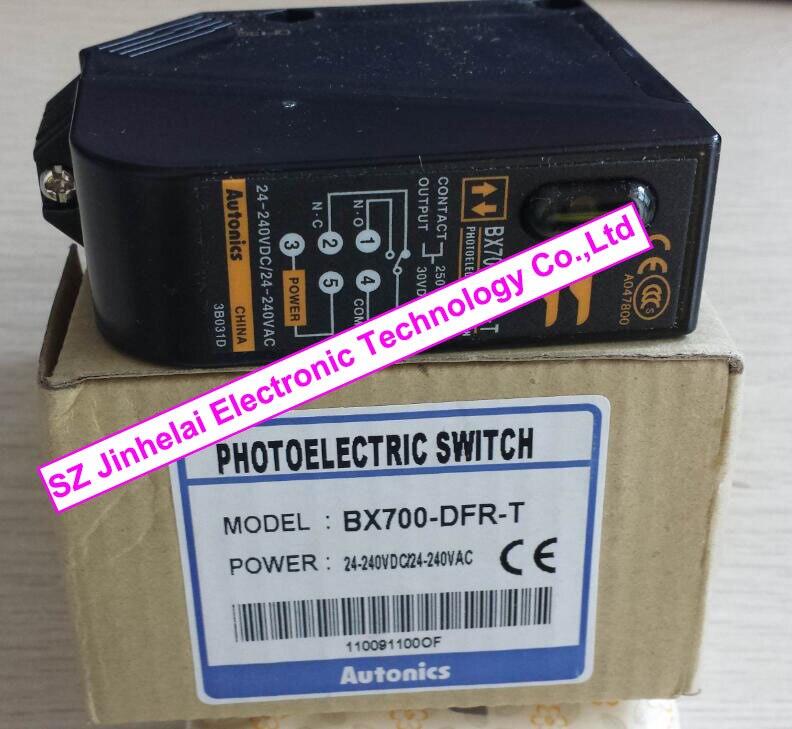 BX700-DFR-T  AUTONICS New and original  PHOTOELECTRIC SWITCH bx700 dfr autonics new and original photoelectric switch