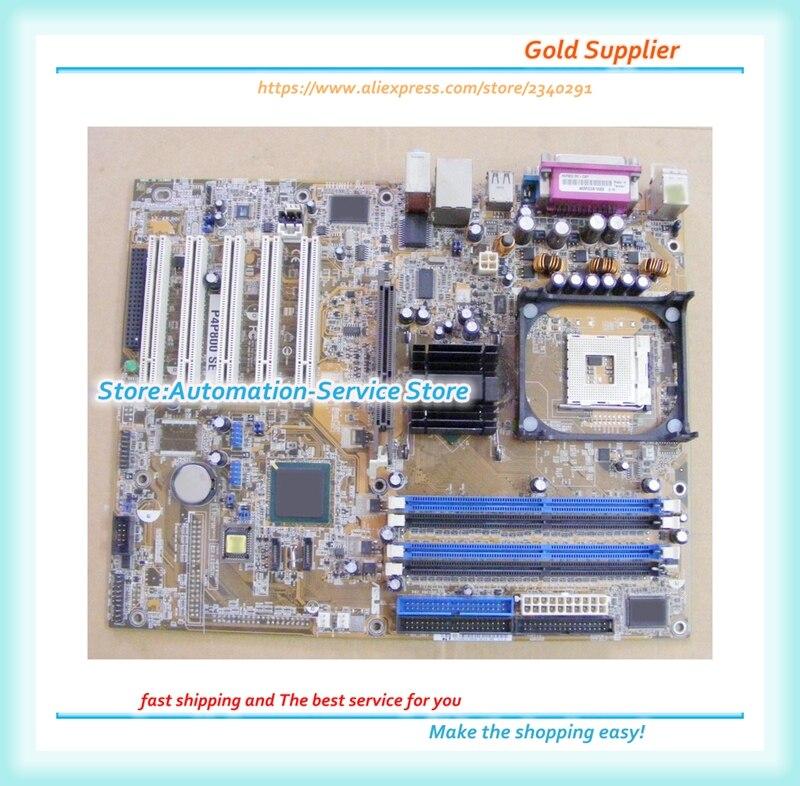 P4P800 SE 865PE DDR 478 motherboard M Gigabit LAN P4P800SE