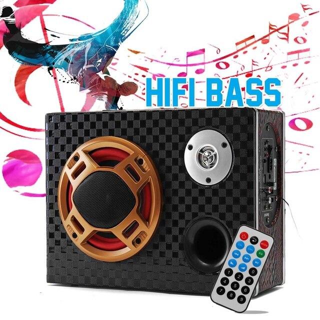 500W  12v/24V 220v 6 Car Hifi Amplifier Speaker Auto Audio Bass Power bluetooth Home Subwoofer AMP Light Weight Remote Control 1