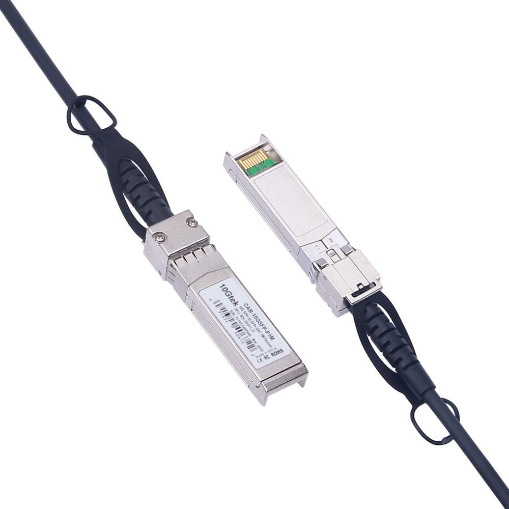 SFP-H10GB-CU1M 10G 1M SFP + DAC Кабель 10GBASE-CU - Комунікаційне обладнання - фото 4