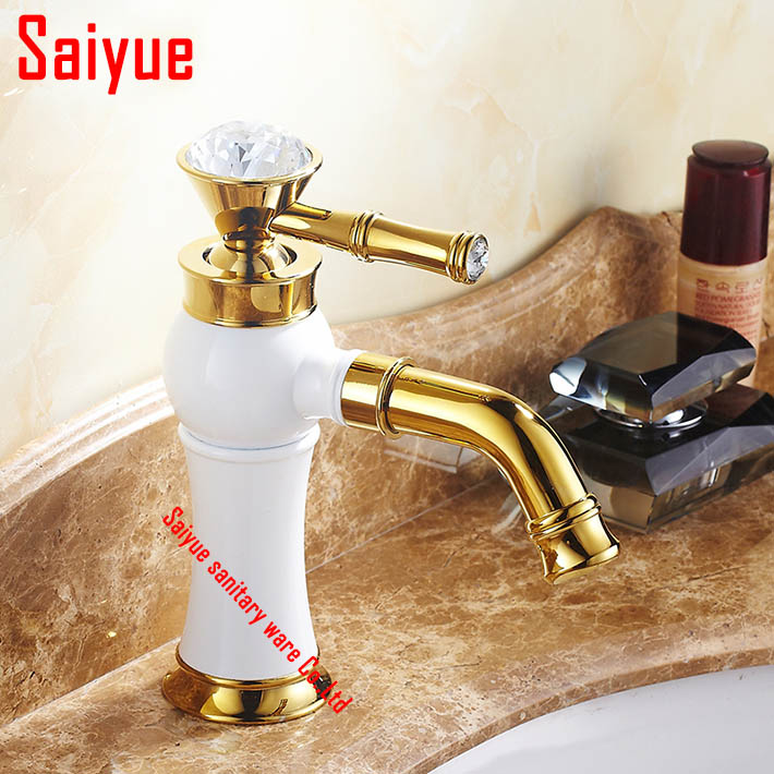 ⓪Hot sale Black Painted with gold plating brass Bathroom Basin sink ...