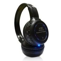 Hot Sale 2016 Original 3 5mm Hand Free Wireless Bluetooth Headphone Super Bass Earphone FM Radio