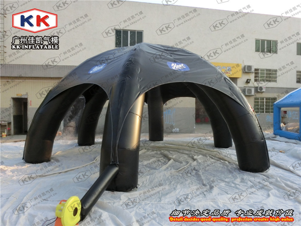 advertising equipment inflatable tent/ commerical inflatable spider tent for advertisement 6x3mh inflatable spider tent advertising inflatable tent inflatable party tent outdoor events tent