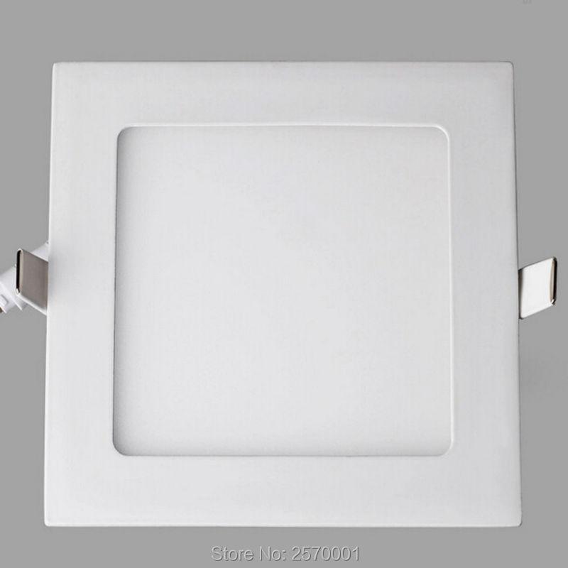 (10 UNIDS / LOTE) 3 años de garantía 3W 4W 6W 9W 12W 15W 18W 24W - Iluminación LED - foto 2