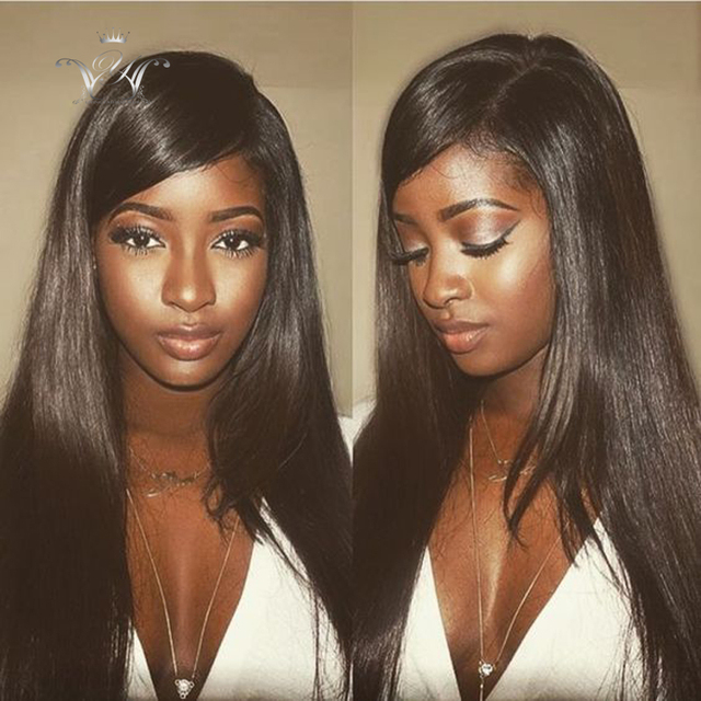 Wholesale Price Brazilian Full Lace Human Hair Wigs Full Lace Front Wig Silk 10a9cca84