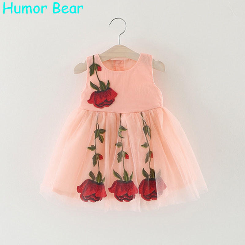 Humor-Bear-2017-Baby-Girl-Dress-Birthday-Dress-lace-infant-Roses-Infantil-Bowknot-Princess-Wedding-Dress-Baby-Girls-Clothes-1