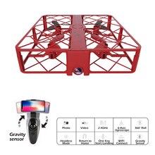 RC Quadcopter Drone WIFI FPV With Wide Angle HD Camera High Hold Mode Gravity sensor controller VS JJRC H47 E56 VISUO XS809HW