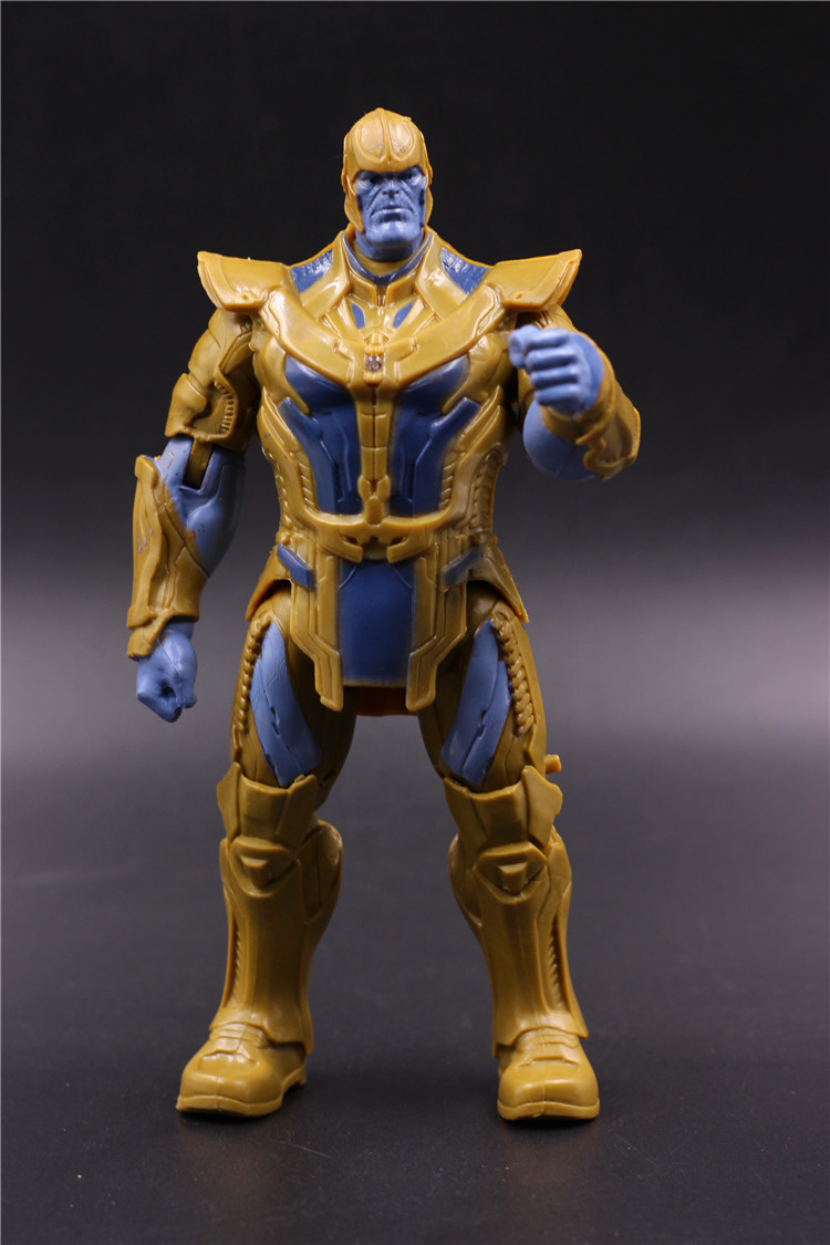 1pcs The Avengers Infinity War Thanos Action Figure Toy