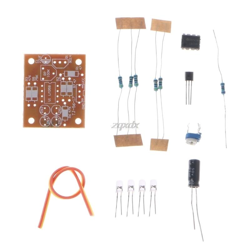 LM358 LED Breathing Light Kit Electronic Production Suite Electronic Kits DIY Parts Z10 Drop ship