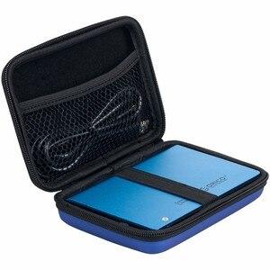 Image 3 - ORICO المحمولة القرص الصلب حمل الحال بالنسبة 2.5 بوصة HDD دعم حماية صادمة ومقاومة للماء حقيبة التخزين متعددة الوظائف
