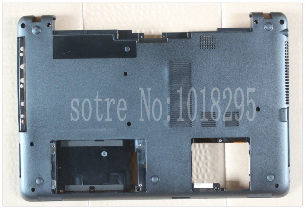 NEW Case Bottom FOR Sony SVF15 FIT15 SVF152 SVF153 SVF1541 SVF152A29V Base Cover Series Laptop Notebook Computer Replacement new laptop for sony svf15 fit15 svf151 svf152 svf153 svf1541 svf15e us black keyboard with frame palmrest touchpad cover