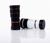 Universal 8x zoom óptico telescope camera lens mobile phone para bq aquaris m5 x5 e4 e5 a5 m5.5 e4.5 a4.5 lentes de vidro + do metal