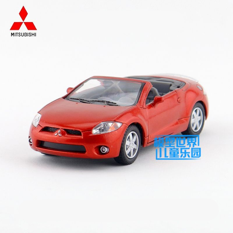 Free Shipping Kinsmart Toy Diecast Model Scale Mitsubishi Eclipse Spyder Pull Back Car on Mitsubishi Eclipse Spyder