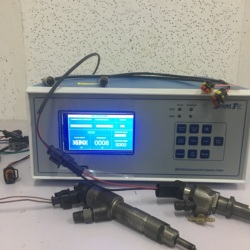 بحث جديد 2 قنوات اختبار معا BST203-D بيزو واختبار حاقن قضيبي مشترك الكهرومغناطيسية