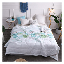 Simple summer soft DUVET comfortable healthy LUXURY cool QUILT SINGLE DOUBLE SUPER Queen King Size Bed quilt