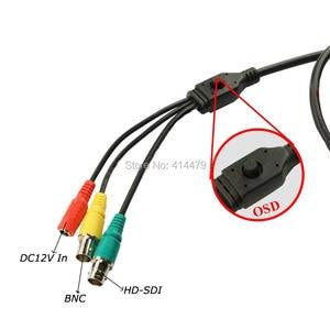 Image 2 - CCTV 2MP CMOS HD パナソニック 1080 1080p 防水屋外屋内ドーム SDI セキュリティカメラ 3.6 ミリメートル 3MP レンズ 18 個 IR アレイ Led メタルケース