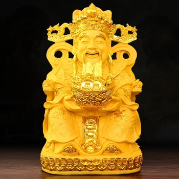 Kaiguang Yuanbao Goddess of Wealth presents the opening gifts of temple articles of Xuanguan Living Room Shop Company