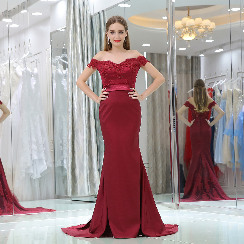 1a0f9f27f14 2018 Newest Sexy Navy Blue Mermaid Bridesmaid Dresses Long Wedding Party  Gown Plus Size Honor Of Maid Dress Vestiti Da Damigella-in Bridesmaid  Dresses from ...