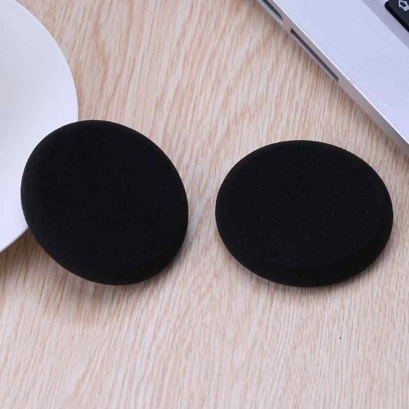 1 para wymiana Earpads dla Sennheiser PX100 PC130 PC131 PX80 słuchawki dla KOSS pp słuchawki New Arrival