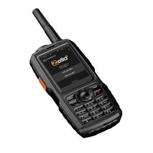 Image 3 - A18 Walkie Talkie con UHF 3800mah IP68 impermeable teléfono inteligente Android4.2.2 Dual SIM Smart Radio GPS Zello 3G WCDMA teléfono móvil
