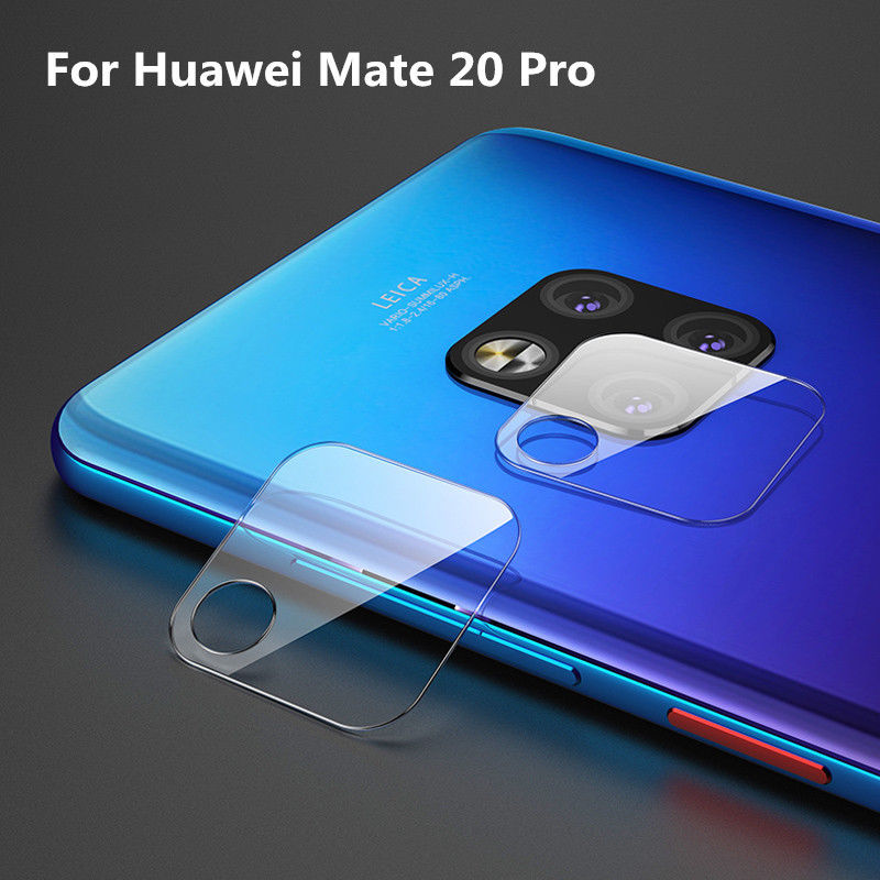Akcoo 2 Pieces Camera Len Film for Huawei Mate 20 screen protector easy instal lens protector for huawei mate 20 pro lite X film 7
