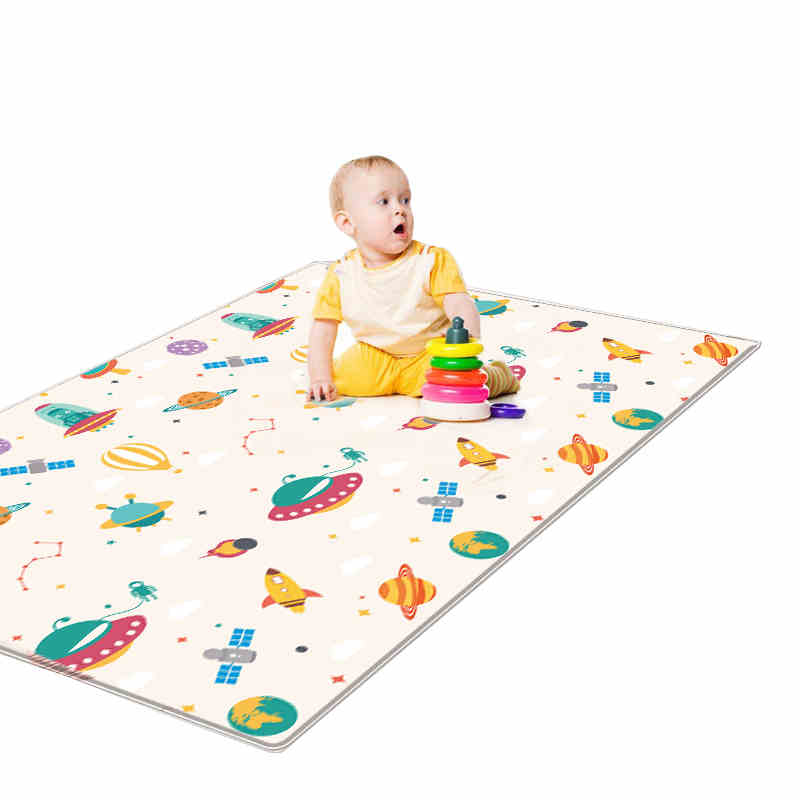 XPE Baby Crawling Mat Thickened Baby Living Room Tasteless Foam Mats Children Home Climbing Mats Can Bite Game Mat Blanket