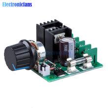 Interrupteur de contrôle de vitesse de moteur PWM 12V-40V DC 10a 400W, Module de contrôleur, variateur de tension, 32V