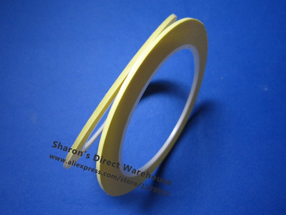 10x 4mm*66M, Mylar Insulating Tape for Transformers, Motors, Electronic Components Insulation Wrap