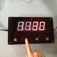 Электронный запас односторонний цифровой номер для реальной жизни номер побега реальность номер побега оборудование введите четыре цифры ...