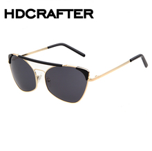 Classic Fashion men Multi MGradient Sunglasses Women Driveing Mirror 2017 Sun glasses Points Brand