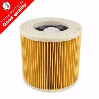 TOP qualidade do ar de substituição filtros de poeira sacos para Karcher Aspiradores peças Cartucho de Filtro HEPA WD2250 WD3.200 MV2 MV3 WD3