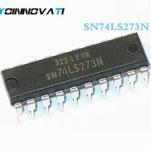 ; набор из 10 шт./лот SN74LS273N SN74LS273 74LS273N DIP-16 наилучшее качество IC