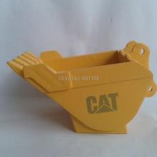 1:12 металлическое ведро с игрушкой для кошки