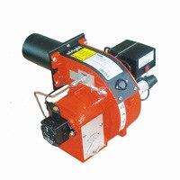One Stage Residential Light Oil Burner Diesel Burners 35 59KW For Boilers Heating