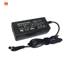 AC Power Supply 19V 3.42A 65W Laptop Adapter Charger For LG C500 A380 R380 R410 R510 R560 R580 R590 R57 DC 6.5*4.4mm pin