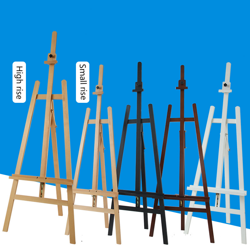 Up down Back brace Table Top Display Wood Artist Art Easel Craft Wooden For Introductory students For Party Decoration