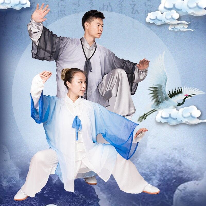 Yiwutang Tai chi костюм и рубашка для кунг фу одежда для боевых искусств для мужчин и женщин подходит для людей ростом от 1,5 м до 1,8 м|Военные рубашки| | АлиЭкспресс