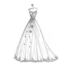 KapokBanyan Customize dress