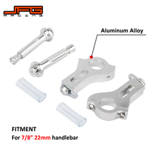 Clamps Mount-Kit Hand-Guard Protector Dirt-Bike Motorcycle ATV for KTM EXC SX CR YZ KLX