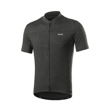 ARSUXEO Cycling Jersey Tops Summer Racing Clothing Moisture Absorption Perspiration Breathable
