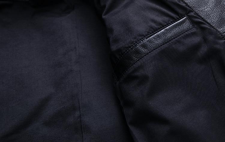 HTB1ObQuaiYrK1Rjy0Fdq6ACvVXau Brand new style motor style leather jacket,mens genuine leather coat.plus size black slim jacket.cowhide.cheap