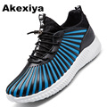 Size 35-45 Hot Sale New Lightweight Breathable Air mesh Casual Adult Casuals Shoe Men Shoes Zapatos hombre tenis feminino 2017