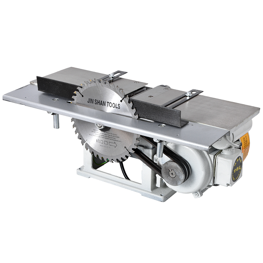 220V 2800r/min Multifunctional Woodworking Saws Desktop Electric Wood Planer Planing Machine With Backing and 1.3KW Motor220V 2800r/min Multifunctional Woodworking Saws Desktop Electric Wood Planer Planing Machine With Backing and 1.3KW Motor