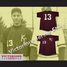 Minanser Derek Jeter Kalamazoo Central Maroon Giants Baseball Jersey Men (China) 4ea506f15