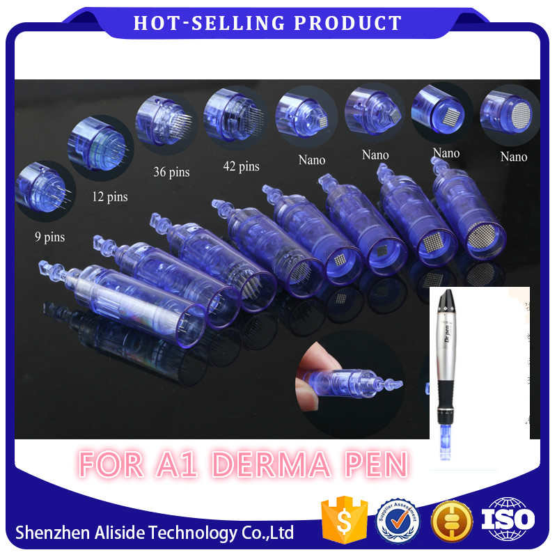 US $39 99 |100 Piece Electric Dr  Pen 12 Needles Bayonet Ultima A1  Cartridge For Auto Microneedle PenTattoo Needle Tip-in Face Skin Care Tools  from