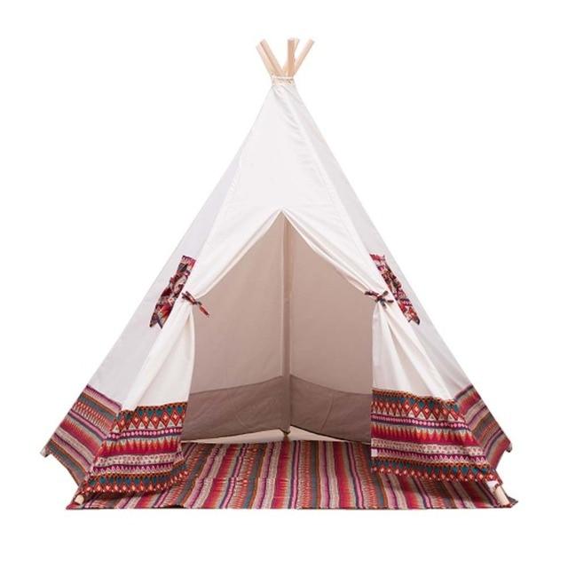 Free Love @ rote farbe kinder spielen zelt indianerzelt kinder ...