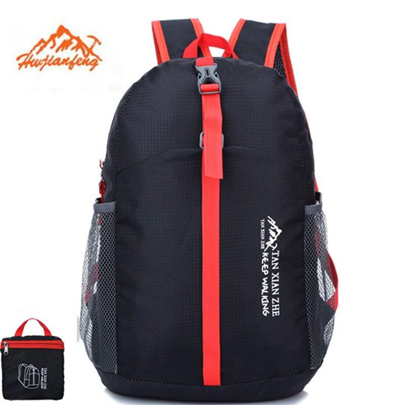 Prix pour Brand New Sport Gym Sac Ultra-Léger de Pliage Extérieure Loisirs à dos sac à dos (6 couleurs)