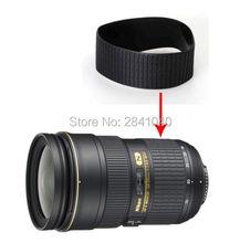 Высшее качество Новый фокус объектива Увеличить Резиновое кольцо резиновая резина для Nikon AF-S 24-70 мм 24-70 мм f/2.8 г ED Ремонт Часть