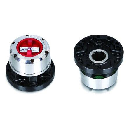 FREE WHEEL HUB for TOYOTA Landcruiser 63-75, Bamdeirantes 60-82 AVM 404HP Steel manual B008HP